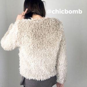 Tribeca Faux Fur jacket